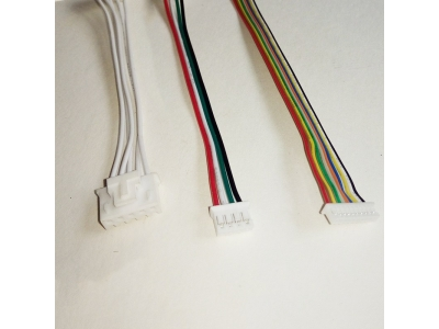 Electronic wiring harness cable