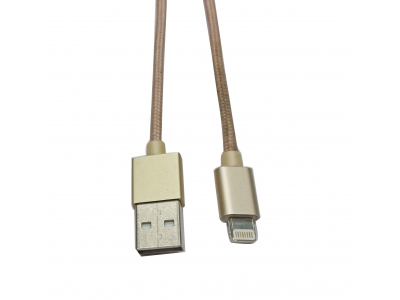 Lightning 8pin USB charger cable for iPhone