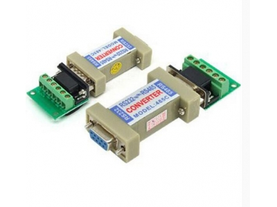 RS232 to RS485 Transmitter Converter Communication Data Adapter