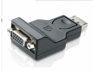 DisplayPort male to vga female Adapter Converter
