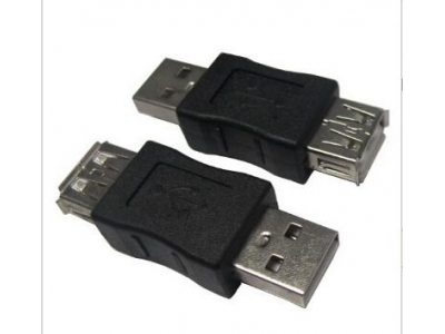 USB 2.0 AM to AF adapter