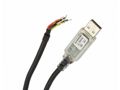 USB-RS485-WE-1800-BT to Embeded Conv Wire End 1.8m