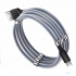Multiple Megnetic Data Cable Fast Micro Usb Charging Cable